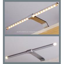 Perfis de alumínio para LED