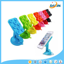 Universal Silicone Mobile Phone Stands Bracket 360 Degree Rotatable