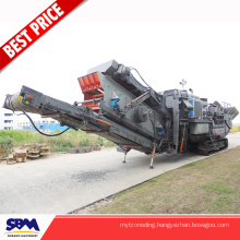 Secondry stone crusher machine in gravel supplier in nigeria