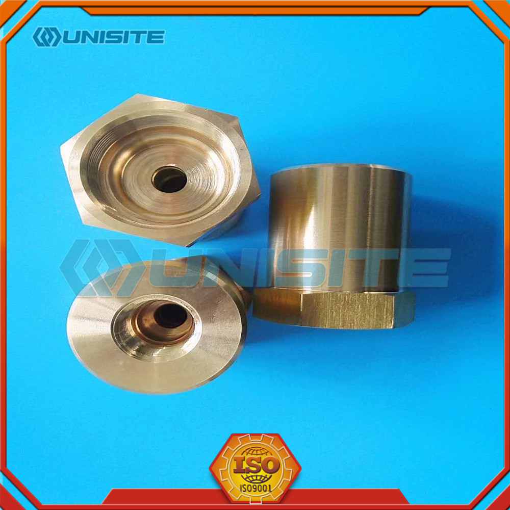 Precisioned Pilot Valve Brass Components