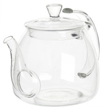 Big Good Quality Glass Teapot