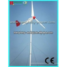 HOT!3KW Wind Turbine & hybrid solar wind power generator/1KW,2KW