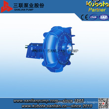 High Efficiency Dredging Pump with Long Service Life
