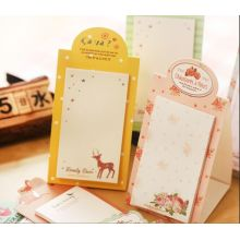 Печатный Sticky Post Memo Pad Gift