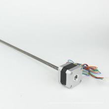 Actuador lineal externo NEMA17 42HS40-1704AL / Motor de escalonamiento lineal 42MM