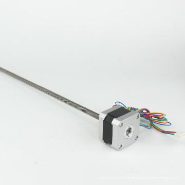 NEMA17 42HS40-1704AL Externer linearer Antrieb / linearer Schrittmotor 42MM