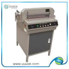 High precision paper board cutter