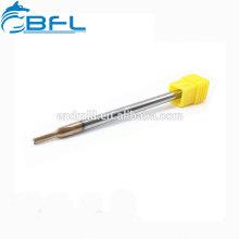 Reamers retos contínuos da borda das ferramentas de corte do carboneto de BFL para o furo de perfuração