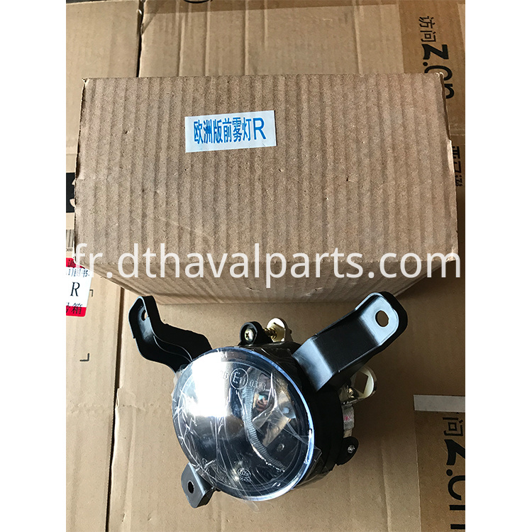 Right Front Fog Lamp
