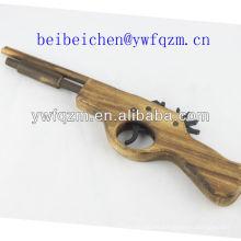 conjunto de pistola de juguete vaquero