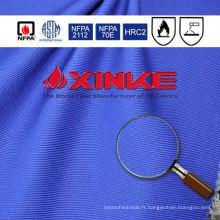 C / N Tissu ignifuge de vêtement