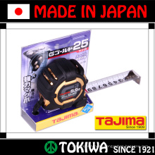 Precise and high quality tape measure. Manufactured by Tajima Tool Corporation. Made in Japan (tape measure with led light)