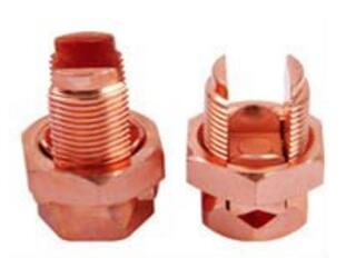 T/J Copper Bolt Clamp