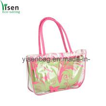 PVC Handbag, Beach Bag (YSBB00-2835)
