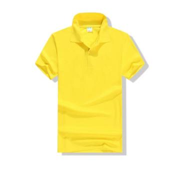 camiseta con cuello de polo