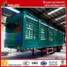 Fabricant Semi-remorque / Semi-remorque Fendeur Cargo semi-remorque