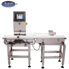 Automatic Check Weigher machine ship to Jordan