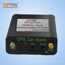 Rastreador GPS del vehículo Arranque de CA / motor desde el móvil (TK220-ER)