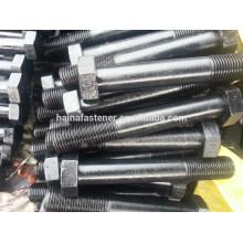 B7 Carbon Steel Sechskantschraube