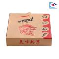 Kundenspezifische pizza Wellpappschachtel 18inch mit Ihrem Logo