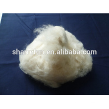 Mongolian 100% pure Ivory cashmere fiber