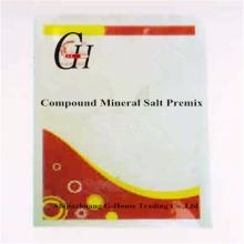 Zusammengesetzte Mineral-Salz-Vormischung