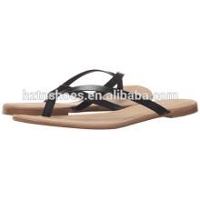 2016 Sommer Frauen Günstige Strand Sandale Damen flache Flip Flop Sandalen
