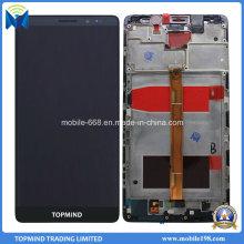 Teléfono móvil LCD para Huawei Mate 8 LCD con pantalla táctil con marco
