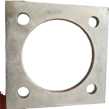 High Quality hot rolled Customized Punching Holes  Perforated Carbon Steel Plate