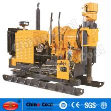 Máquina pequena do equipamento de perfuração do poço de água do núcleo do motor diesel