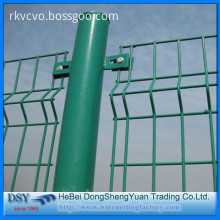 Hot sale Powder Coated Wire Mesh Fence