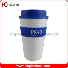 450ml Silikon-Kaffeetasse (KL-CP018)