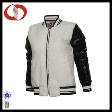 Latest Fashion Design Warm Fleece Winter Women′s Jacket