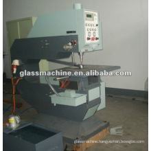YZZT-Z-220 glass hole drilling machine with laser