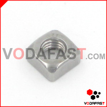DIN 557 Steel Square Nuts