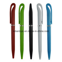 Factory Price Simple Design Cheap Pen, Twisted Ball Pen (LT-C766)