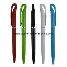 Stylo de conception simple de prix usine simple, stylo à bille tordu (LT-C766)