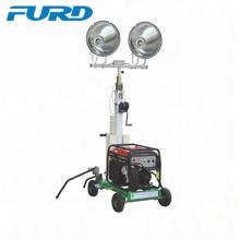 Gerador da torre clara de gasolina 1000W * 4 Honda FZM-1000B