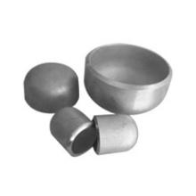 En 10253-1 / 10253-2 304 tampa de extremidade de tubo de aço inoxidável