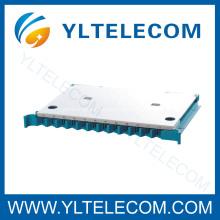 12 Core FC/SC Fiber Optic Splicing Tray Square Type
