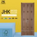 JHK-Alder Wood Veneer Classroom Shutter Doors
