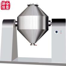 Máquina de secar a vácuo em pó de cone duplo Szg-500