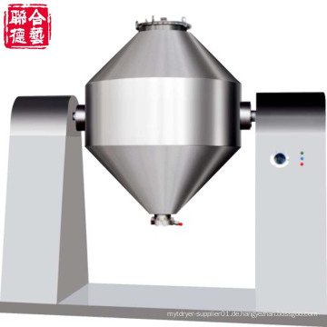 Szg-350 Pharmazeutische Doppelkegel-Rotations-Vakuum-Trocknungsmaschine
