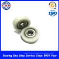 Пластиковый Шкив колеса Подшипник для мебели шкивные колеса