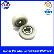 Rodamiento de bolitas profundo plástico más popular y superior del nivel (BS 10X35X10)