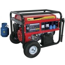 2kVA ~ 7kVA GLP licuado de gas de petróleo generador portátil