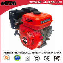168f motor a gasolina de cilindro único refrigerado a ar 5.5HP