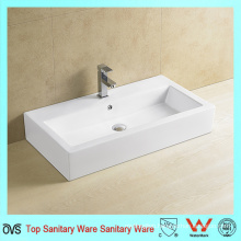 Foshan Bathroom European Standard Ceramic Wash Basin