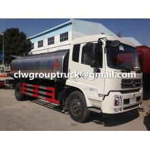 Dongfeng Tianjin 8000 Litres Milk Transport Truck