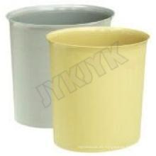 Cubo de polvo de plástico